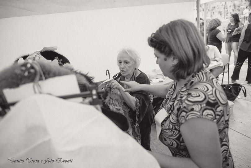 Backstage e Anteprima Kermesse