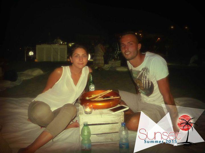 Sushi Sunset 2015