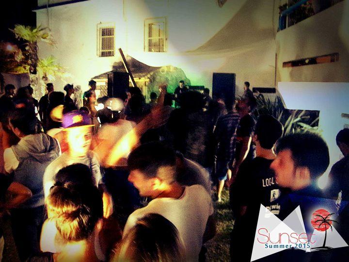 BRONCOROTTO live @Sunset