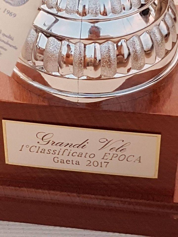 Le grandi vele di Gaeta 2017: abbiamo vinto!