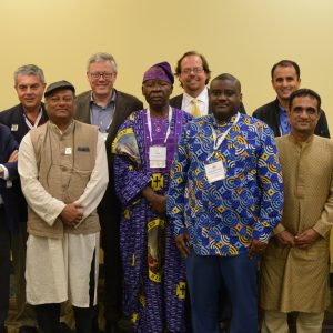 Presentation of the new Executive Committee and Council | WUJA