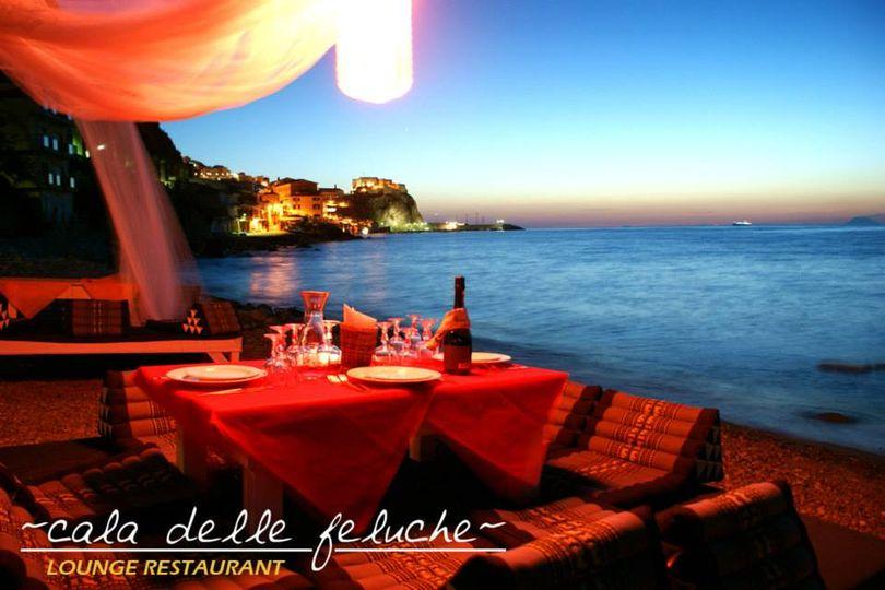 Cala delle Feluche Louge Restaurant