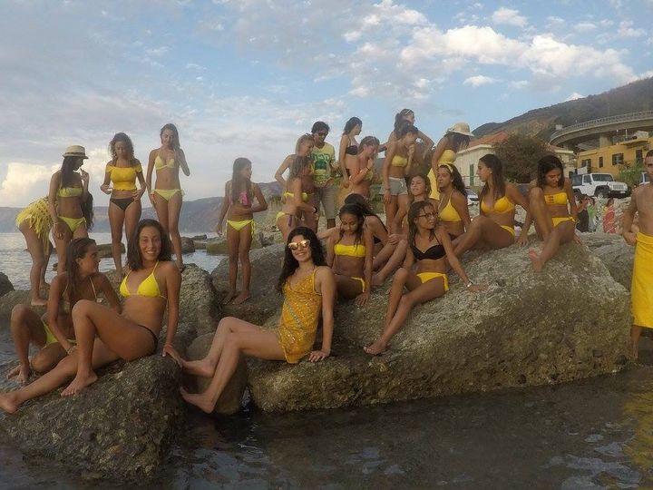 Yellow Skating Party - Società Calabria