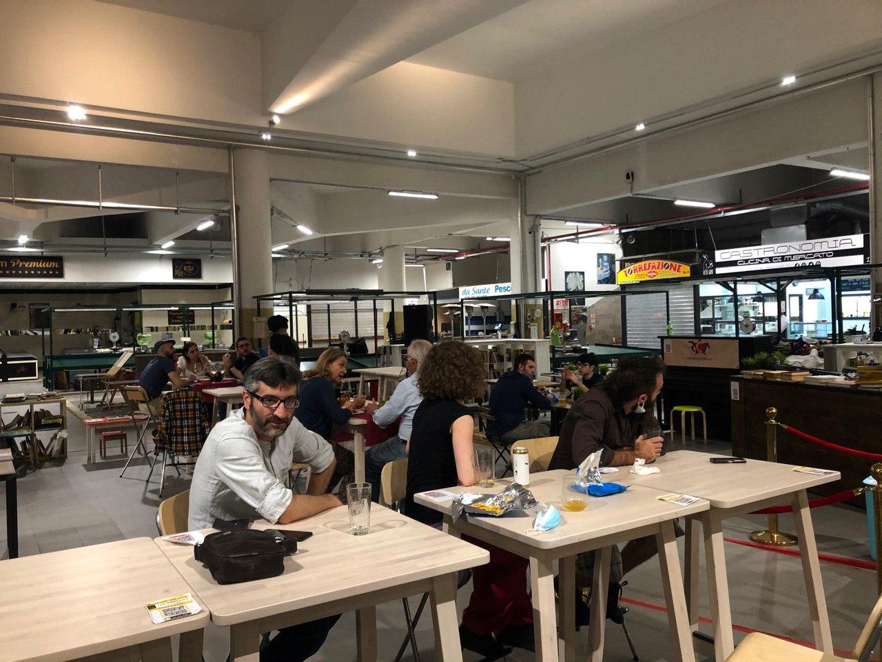 Laboratori per i più piccoli al mercato Trieste: così l'arte e la scienza si incontrano - Trieste-Salario