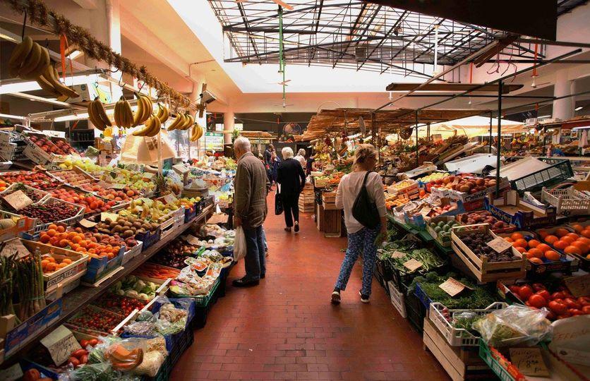 Foto Mercato trieste