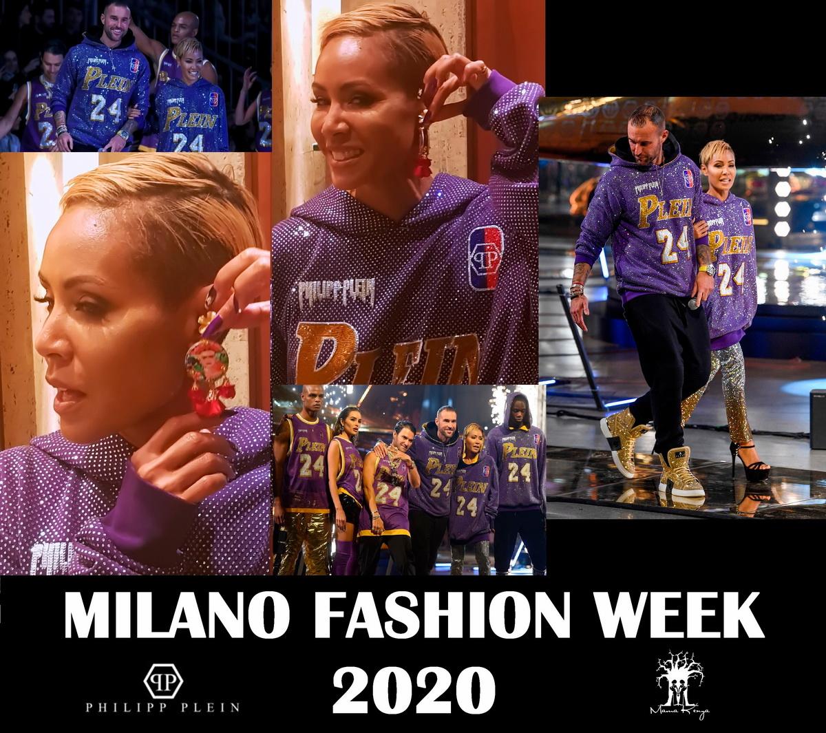 MILANO FASHION WEEK  -  PHILIPP PLEIN. SPRING/SUMMER 2020