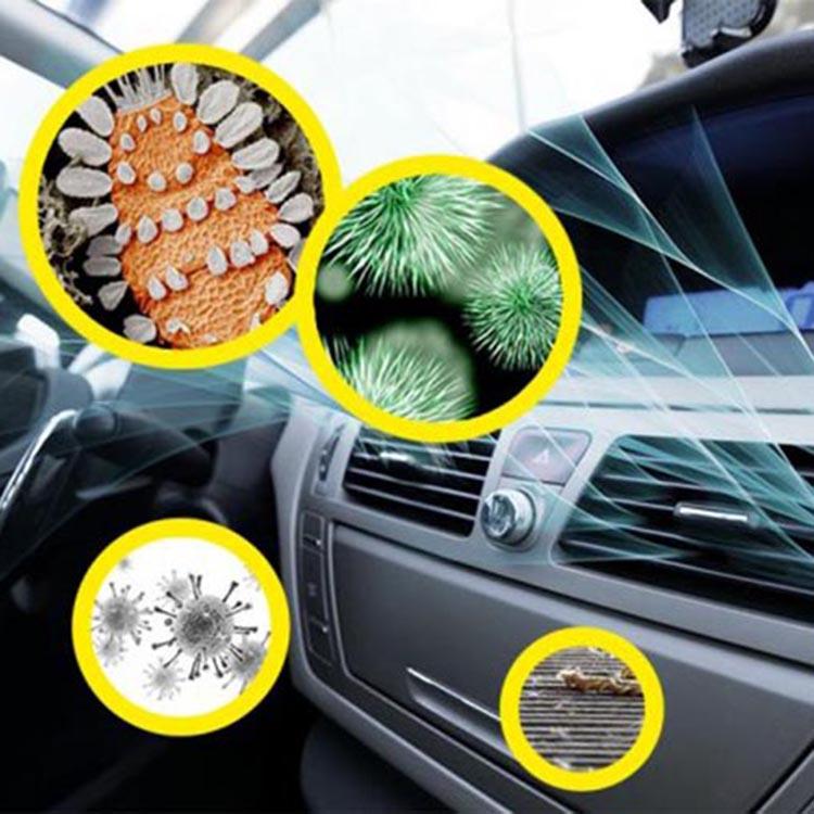 ARIA SANA: Igienizzazione con Ozono