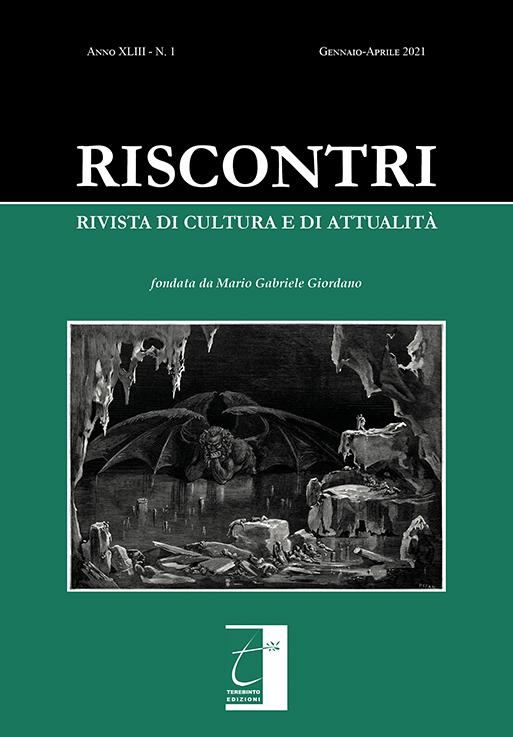 Dante Alighieri e Leonardo Sciascia nel nuovo numero di Riscontri - Nuova Irpinia