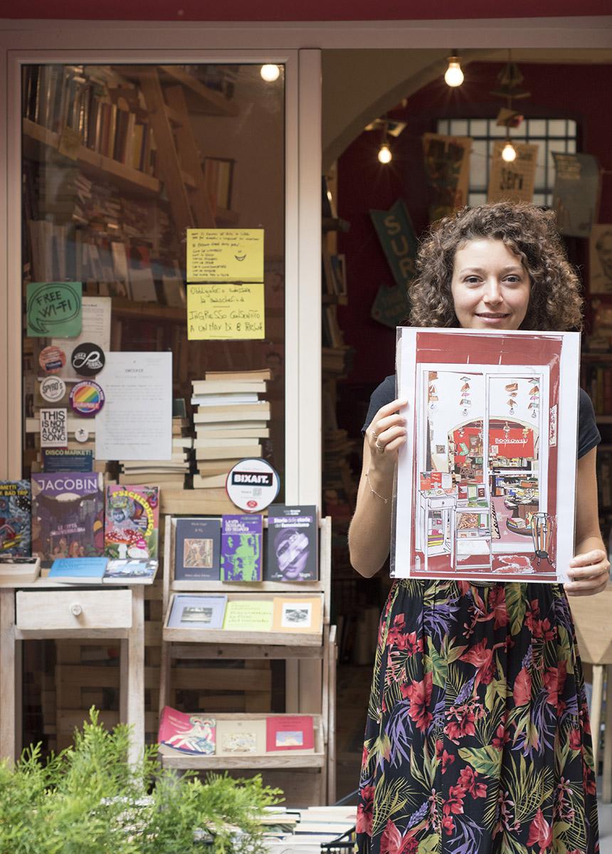 Libreria Bookowski   libri, vinili, eventi, birre e cose   Le strade di Genova