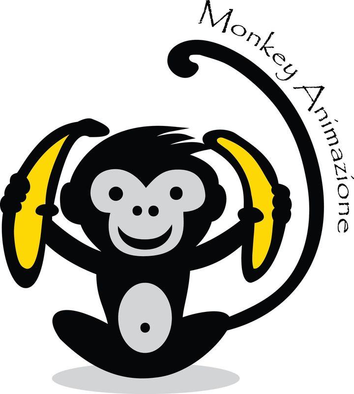 Monkey Animazione