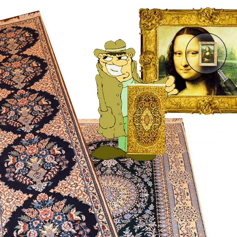 Tappeti orientali,tappeti falsi e a caccia dell'affare...
