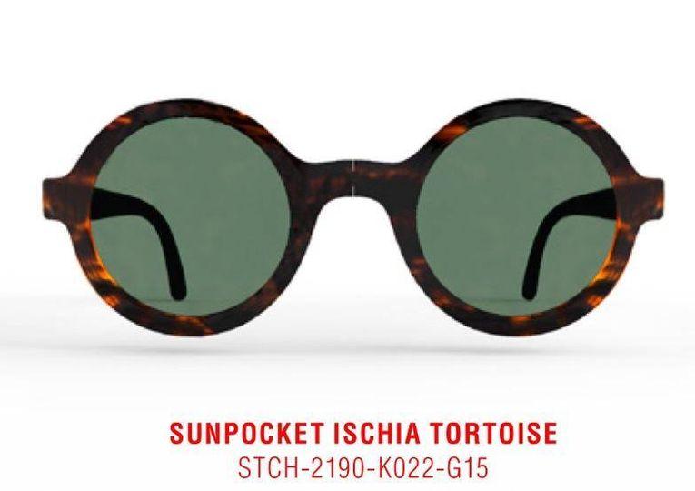 Sunpocket Ischia Pie ghe vo li
