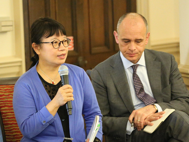 Georgetown University and La Civiltà Cattolica Announce China Forum for Civilizational Dialogue