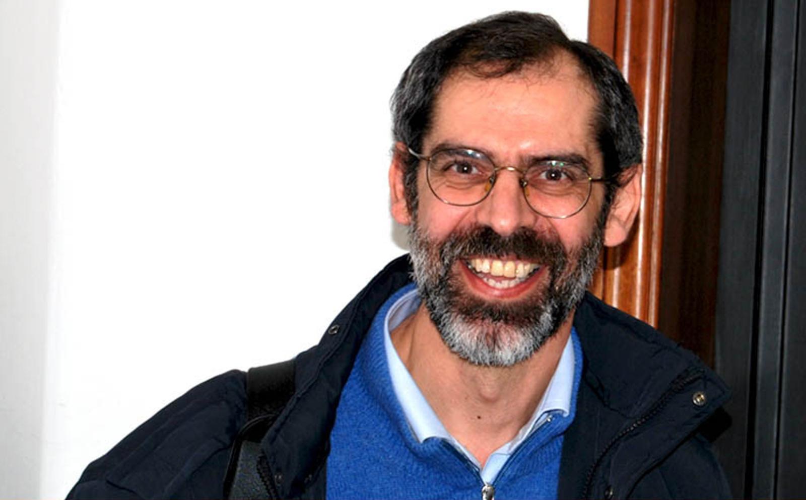 Roberto Del Riccio nominato prossimo Provinciale EUM - GESUITInews