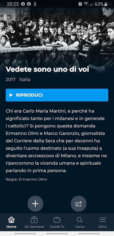 """ Chi era Carlo Maria Martini e perché ... ? ""  VIDEO =》  https://www.facebook.com/groups/248385728554748/permalink/3007278349332125/"