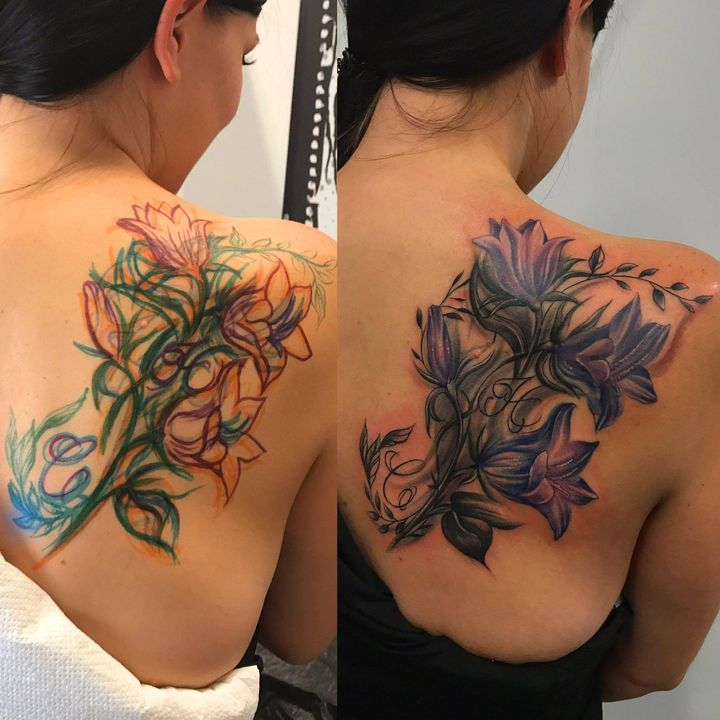 Tattoos by Esther