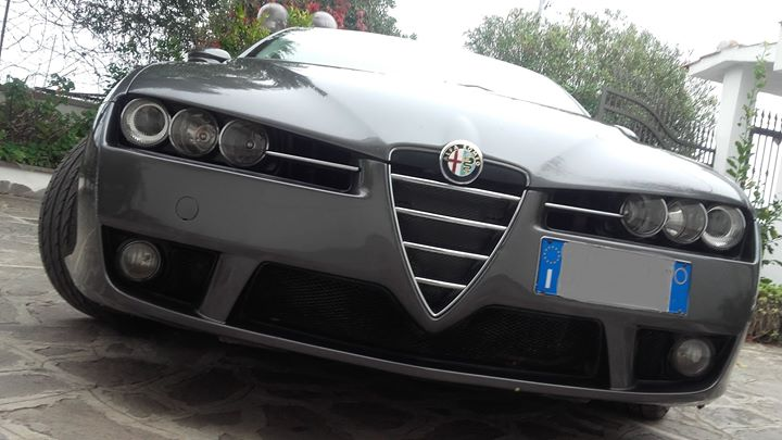 Alfa Romeo Brera 3.2 JTS V6 Q4 Sky Windows. Unica
