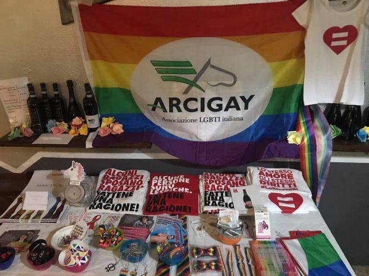Arcigay Rainbow Vercelli Valsesia Che serata!!!